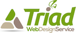 Triad Web Design Service Logo
