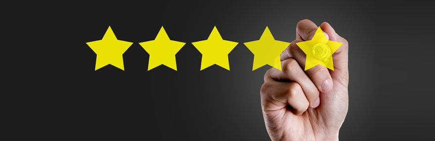 reviews are crucial to your small business website