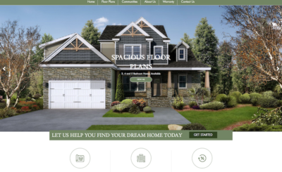 What Are Customers Looking For In A Home Builder S Website